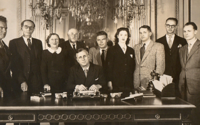 75 ans de la Sécurité sociale