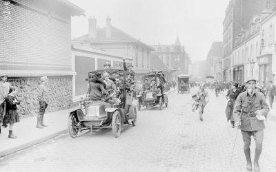 La CGT à l'épreuve de la Première Guerre mondiale
