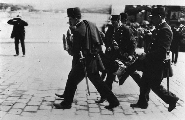 Les sommets de 120 ans de haine anti-CGT