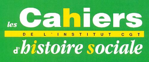 Les Cahiers de l'IHS