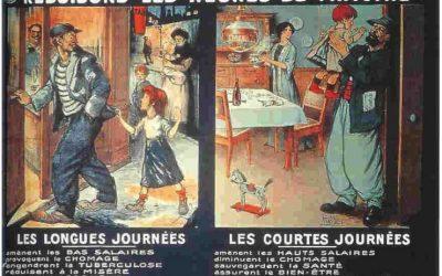 Réduire le temps de travail: dans le sens de l'histoire ?