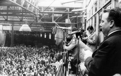 Des sifflets dans la forteresse. Ce qui s'est joué à Billancourt le 27 mai 1968