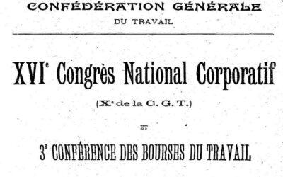 Congrès numérisés
