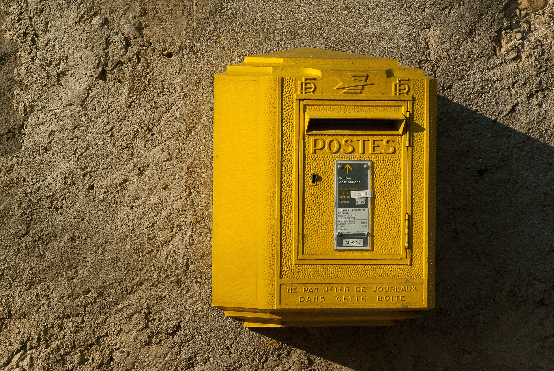 La Poste, service public historique