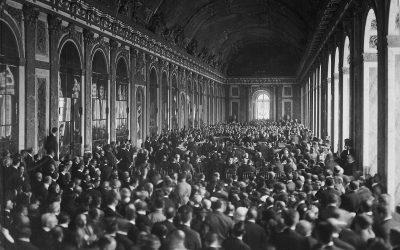 Il y a 100 ans : 1919, la paix illusoire. Le syndicalisme et le traité de Versailles