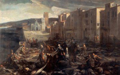 1720 – Alerte sur la canebière, le fléau d'orient est de retour !
