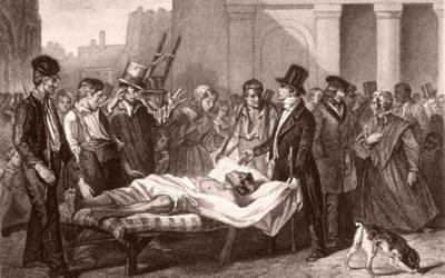 1832, «peur bleue» à Paris et lutte des classes